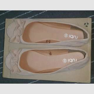 RUBI Ballet Shoes in Nude (Size 40)