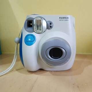 instax 7s polaroid camera