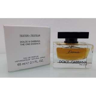 Dolce & Gabbana The One Essence EDP 65ml Tester