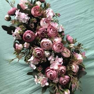 Cheap Wedding Floral Centerpiece