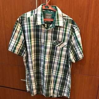 Esprit Checkered Polo Shirt