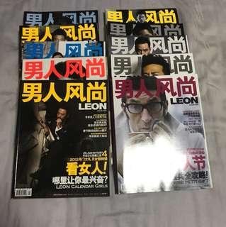 Leon Chinese 2012 10 copies
