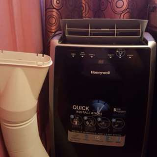 Honeywell Portable Aircon - one year old