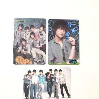 Yes Card (棒棒堂&王子)