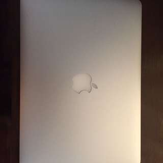 "Macbook Air 13"" Intel Core i5 processor 1.8GHZ Dual Core"
