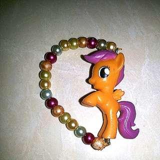 Gelang My Little Pony REPRICE 10RIBU