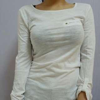 Tshirt Long Sleeve Kaos Lengan Panjang Bershka