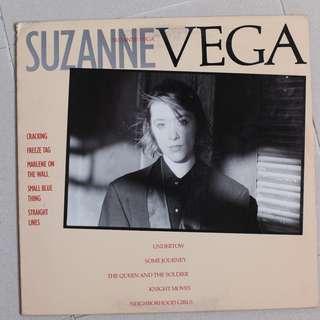 vinyl LP, suzanne vega