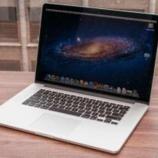 "15"" Mid-2012 Macbook Pro"