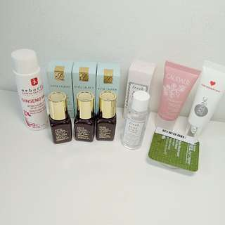 Deluxe Beauty Samples Skincare Set 1