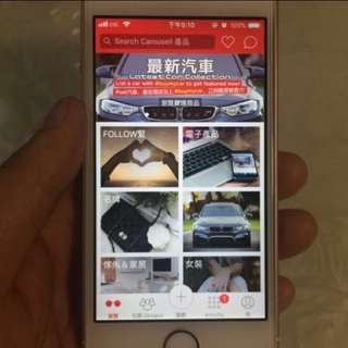 iphone se 64g 玫瑰金 zp機