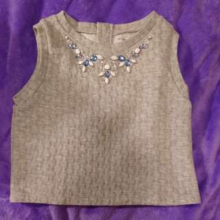 Gingersnaps Sleeveless Top