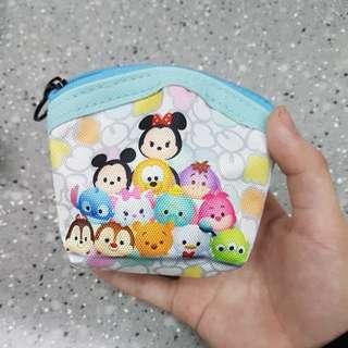 Tsum tsum coin pouch