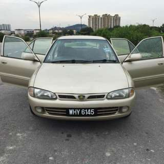PRICE REDUCED PROTON WIRA 1.5 AUTO