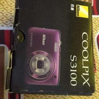 Camera Nikon S3100