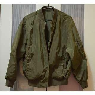 GU飛行外套(九成新)#M號