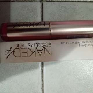 Naked 4 Lipstick