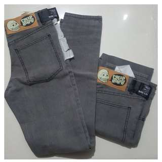 瑞典Cheap Monday Skinny Jeans x 2