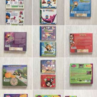 RM1 per VCD (on listing)