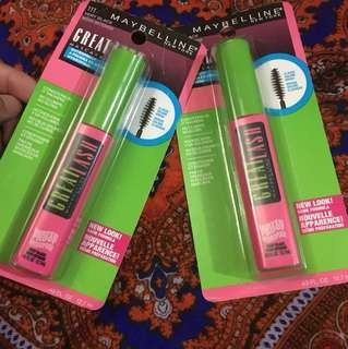 MAYBELLINE MASCARA FOR SALE