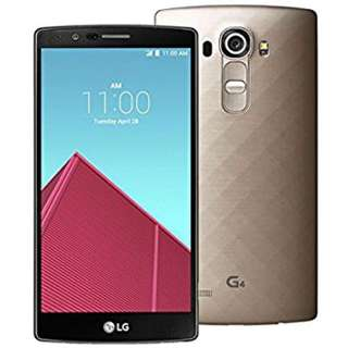 LG G4 Gold 金色