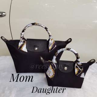 Longchamp neo med & mini