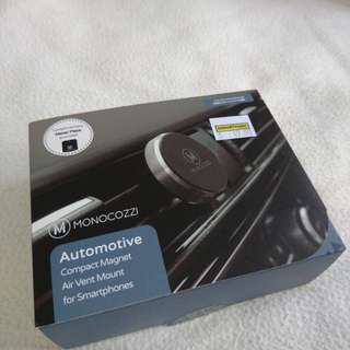 Monocozzi Car smartphone holder vent clip