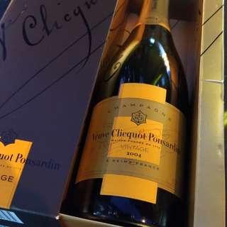 法國香檳 Veuve Clicquot Vintage 2004