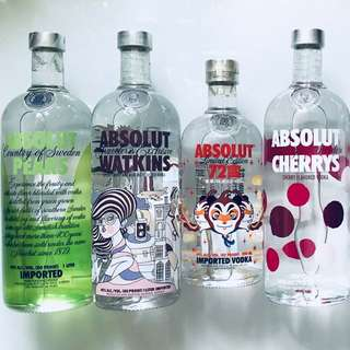 Sealed 1L Assorted Flavours & Limited Editions