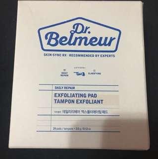 Exfoliating pad
