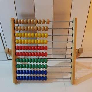Ikea Abacus
