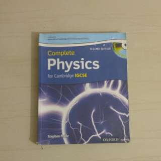 IGCSE PHYSICS TEXTBOOK