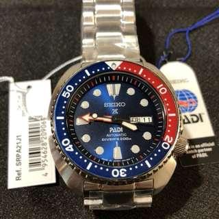 Seiko Prospex x PADI special edition SRPA21J1 SRPA21 Turtle