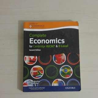 IGCSE ECONOMICS TEXTBOOK