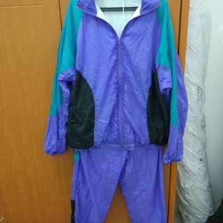 Jacket 1set windbreaker