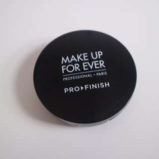 Pro Finish Powder Make up For Ever