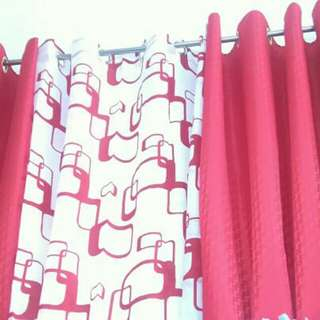 Curtains set of 3