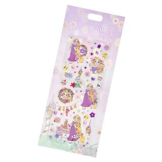 Japan Disneystore Disney Store Rapunzel Tangled Princess Party Sticker