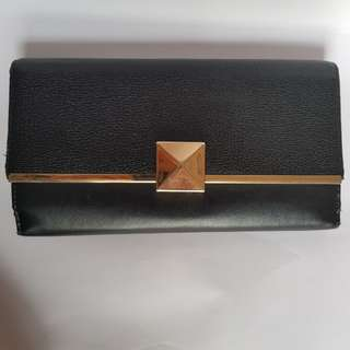 Dompet Charles and Keith warna Hitam Original