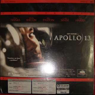 Laser Disc Movie - Apollo 13