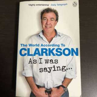 The World According to Clarkson - As I was saying..