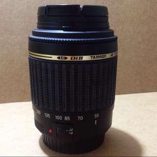 Tamron 55-200 鏡頭 For Canon