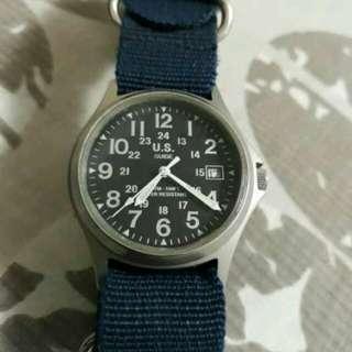 Hamilton US Guide Khaki Military Diver Watch