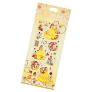 Japan Disneystore Disney Store Belle Princess Party Sticker