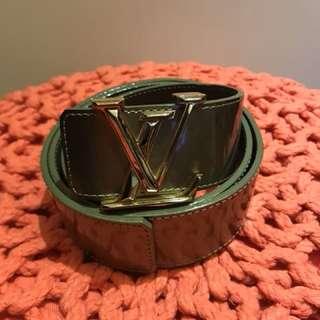 Vintage Louis Vuitton belt