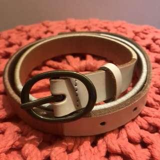 Club Monaco skinny belt