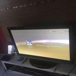 Panasonic LED TV for sale!! Collect Feb 14