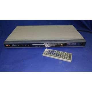 AKAI DV-P4580SL DVD Player
