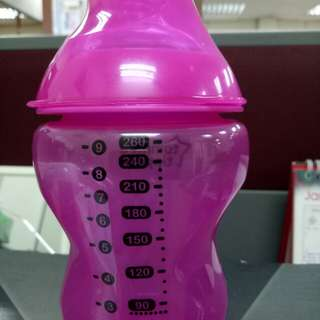 Tommee tippee 9oz color my world (pink)