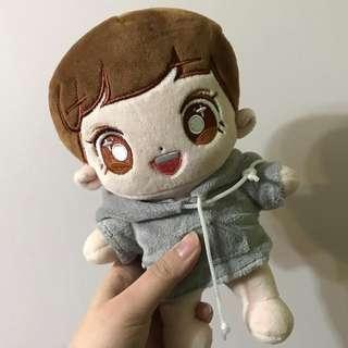 朴燦烈玩偶